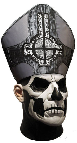 Adult Ghost! Papa II Deluxe Mask