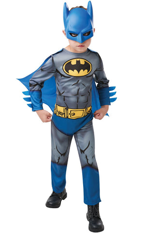 Child Brave And The Bold - Batman Core Boys Costume