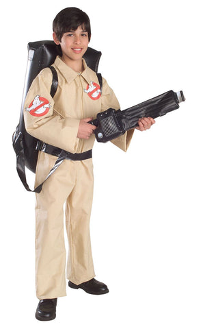 Child Ghostbuster Boys Costume