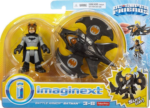 Imaginext Battle Armour Batman
