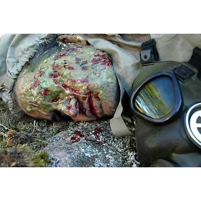 Special Effects Application Toxic Wounds