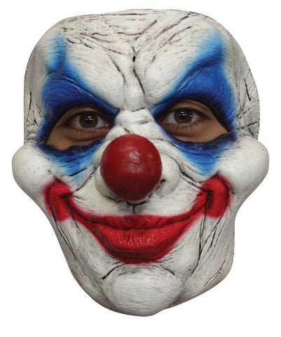 Smiling Clown Face Mask