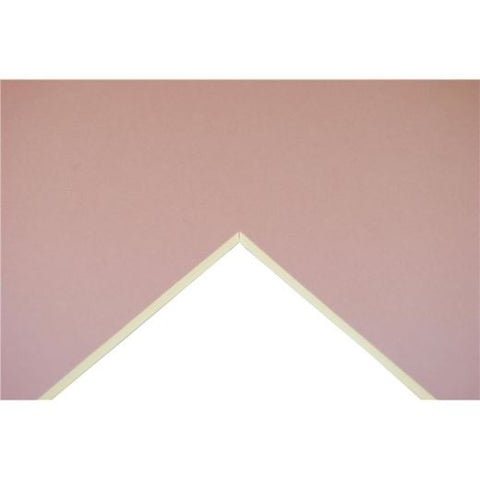 Mountboard A1: Dawn Pink