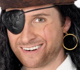 Pirate Set Eyepatch and Earring