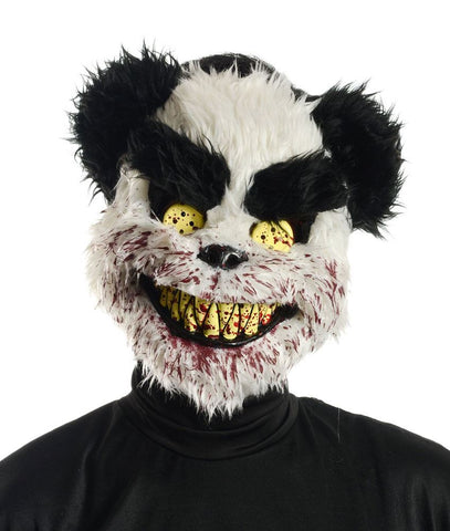 Charles Teddy Bear Mask - Full Mask