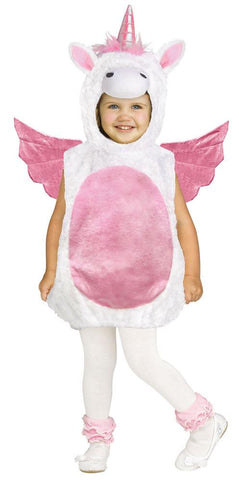 Child Magical Unicorn Toddler Girls Costume