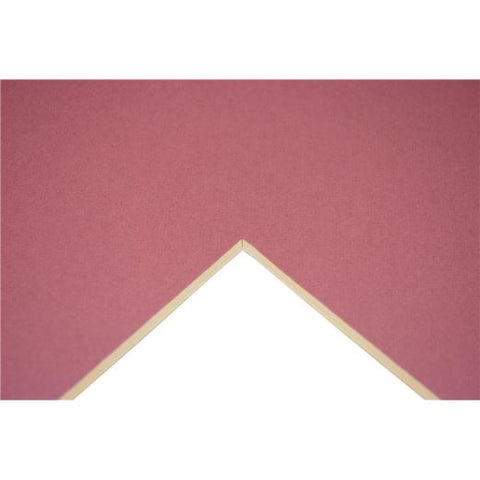Mountboard A1: Sunset Pink