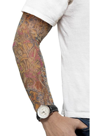 Tattoo Arm Sleeve Colour Design