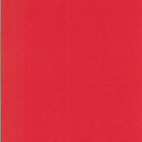 Canford Card A1: Bright Red