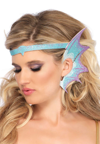 Leg Avenue Mermaid glitter ear piece