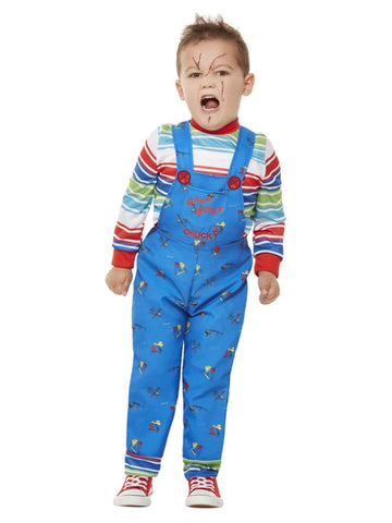 Child Toddler Chucky Unisex Costume