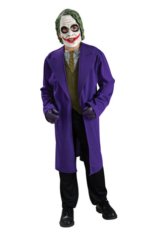 0.Child The Dark Knight Joker Boys Costume