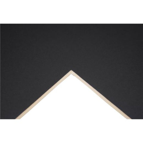 Mountboard A1: Poster Black