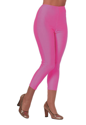 Leggings Neon Pink Ladies: (EU44 UK16/18 US12)