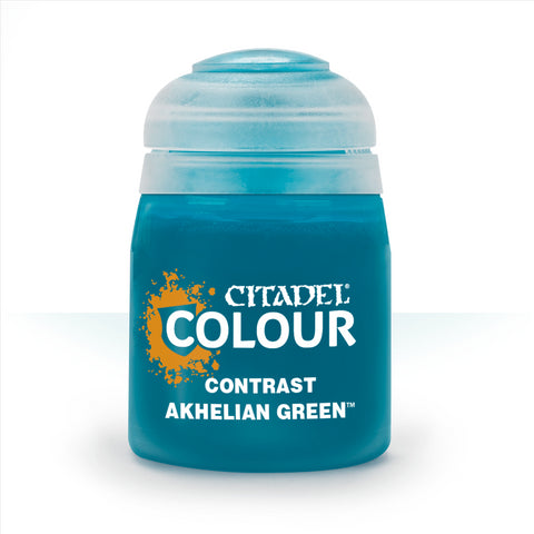 Akhelian Green - 18ml - Contrast - Games Workshop Paint