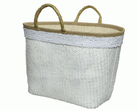 Sea Grass Beach Bag
