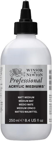 Artist Acrylic 250 ml Matt Medium