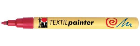 Mar Textile Painter Thin Cherry