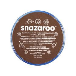 Snazaroo Classic 18 ml: Light Brown