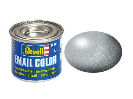 Revell 14ml Paint:  Silver