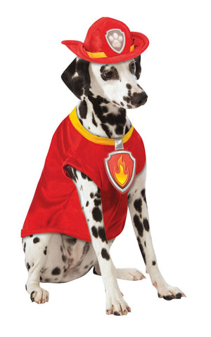 Pet Marshall - The Fire Dog - Dog Costume