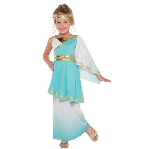 Child Venus Goddess Girls Costume