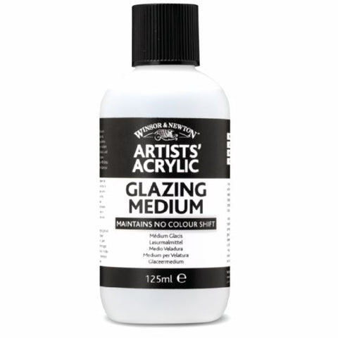 Artist Acrylic 125 ml Glazing Medium