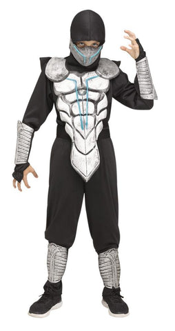 Child Lightning Ninja - Light Up Boys Costume