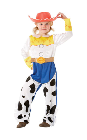 Child Toy Story Jessie Girls Costume