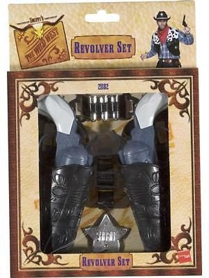 Wild West Set Gun 18Cm