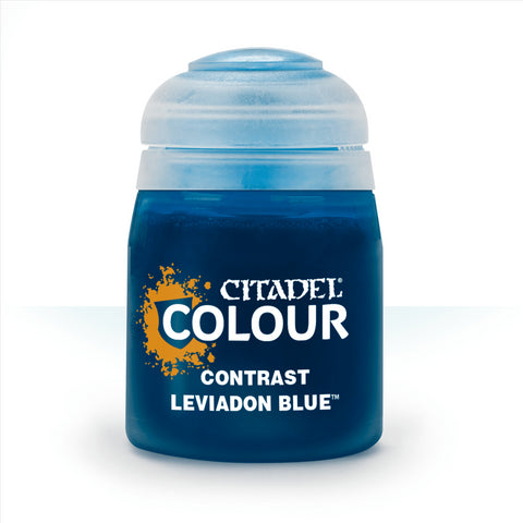 Leviadon Blue - 18ml - Contrast - Games Workshop Paint