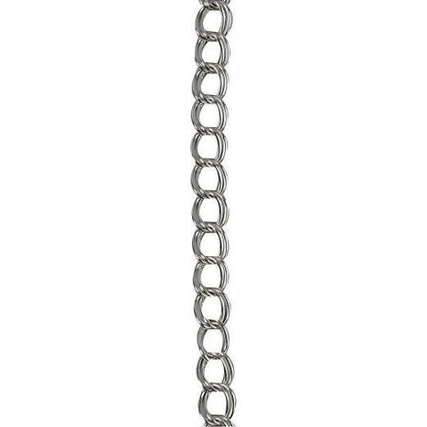 Jewellery Chain W: 10 Mm 1 M Sil