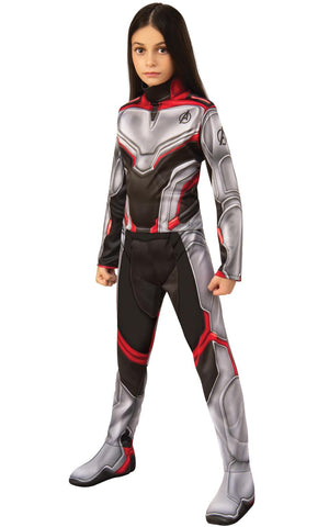Child Team Suit - Avengers Endgame - Classic Unisex Costume