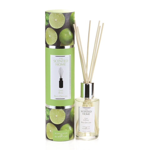 Lime & Basil Reed Diffuser