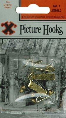 Picture Hooks No 1 Small