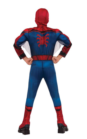 Child Spider-Man Deluxe - Homecoming Boys Costume