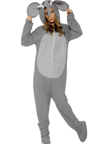 Adult Elephant Unisex Costume