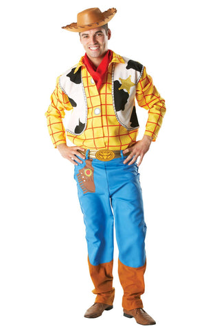 Adult Toy Story Woody Mens Costume
