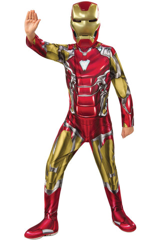 Child Iron Man - Avengers Endgame - Classic Boys Costume MRU700649