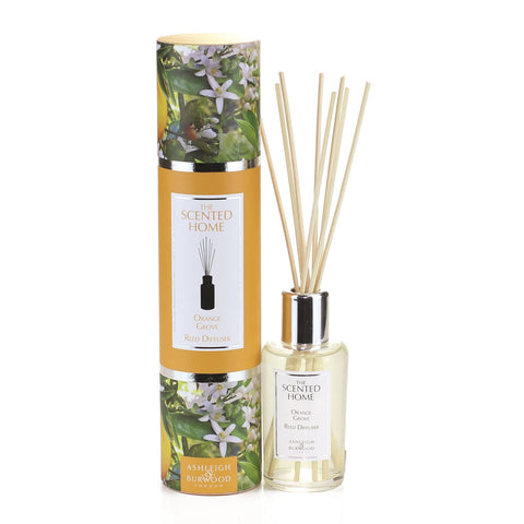 Orange Grove Reed Diffuser