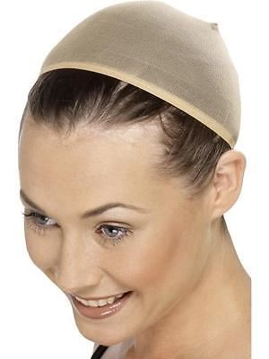 Smiffys Wig Cap Nude Stretches to Cover Hair  Smiffys
