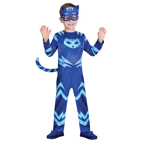 Child Catboy Boys PJ Mask Costume