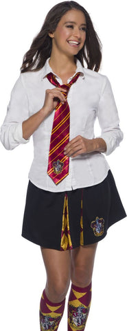 1.Harry Potter Gryffindor Adult Tie Costume Accessory