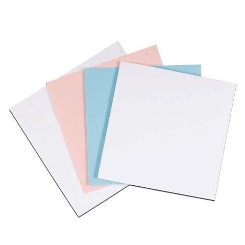 Handmade By - Card & Envelope Blank EB0662
