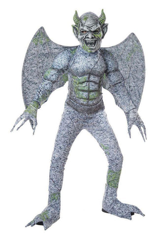 Child Winged Gargoyle Boys Costume