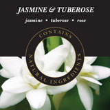 Jasmine & Tuberose - 230g - Scented Home Candle