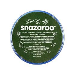 Snazaroo Classic 18 ml: Dark Green