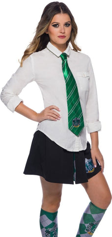 4.Harry Potter Slytherin Adult Tie Costume Accessory