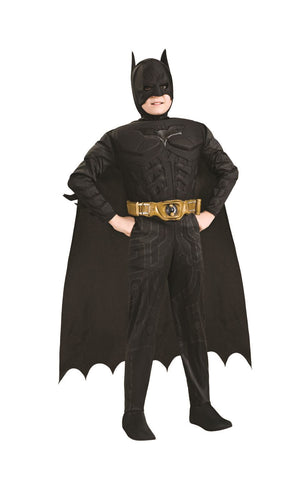 Child Dark Knight Rises Batman Boys Costume