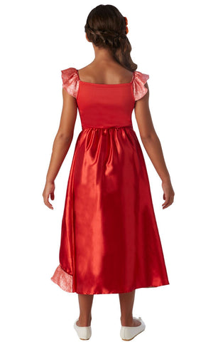 Teen Deluxe Elena Of Avalor Girl Costume